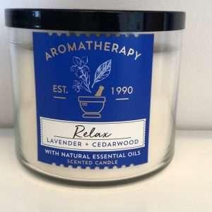 Aromatherapy RELAX – LAVENDER & CEDARWOOD