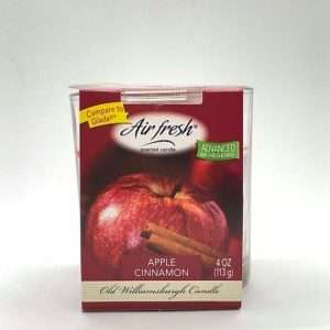 4oz Air fresh Apple cinnamon