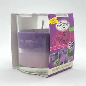 4oz Air fresh Rose petal-African violet