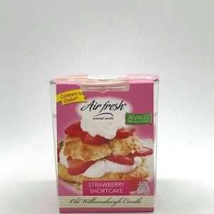 4oz Air fresh Strawberry Shortcake