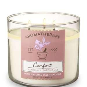 Aromatherapy: Comfort