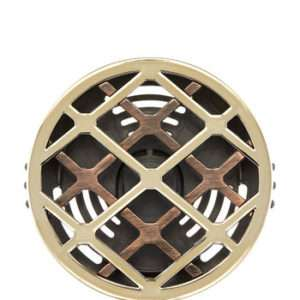 -DOUBLE LAYERED DIAMOND VENT CLIP
