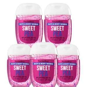 Handspritt- Sweet pea