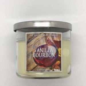 13oz Vanilla Bourbon 3-Þráða