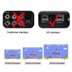 CoolBaby með HDMI tengi – 600 leikir