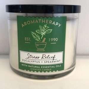 Aromatherapy: Stress Relief
