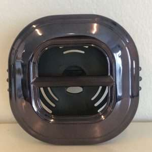 SQUARE BEVELED BAND VENT CLIP