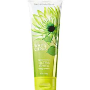 226 gr. Body Cream WHITE CITRUS