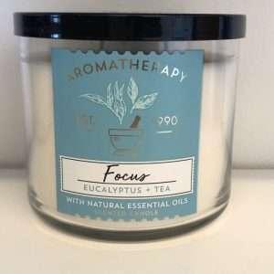 Aromatherapy: Focus