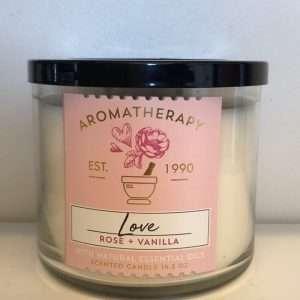 Aromatherapy: Love
