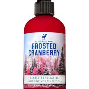 ,Frosted Cranberry