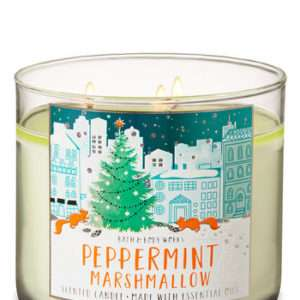 -Peppermint Marshmallow