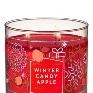 -Winter Candy Apple