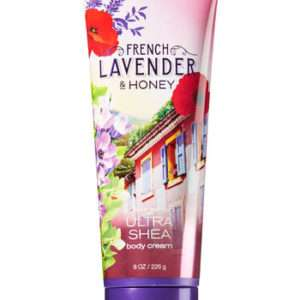 226 gr. Body Cream French Lavender & honey