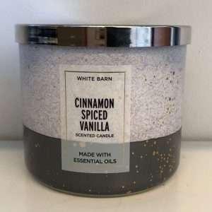 -Cinnamon Spiced Vanilla