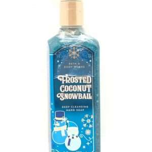 ´´Frosted Coconut Snowpall-Kornasápa
