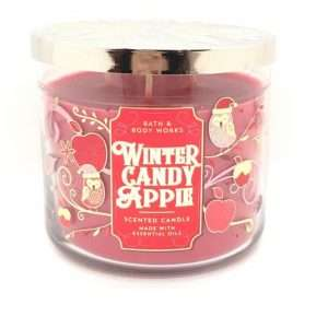 -Winter Candy Apple 3-Þráða