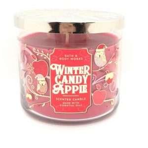 BBW-Winter Candy Apple 3-Þráða