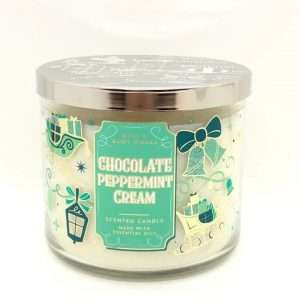 -Chocolate Peppermint Cream 3-Þráða
