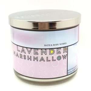 -Lavender Marshmallow 3-Þráða
