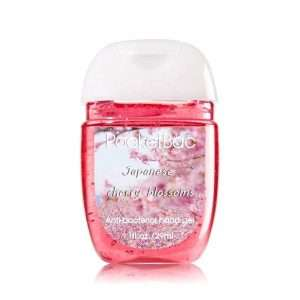 Handspritt- 30ml Gel Japanese Cherry Blossom (70%)
