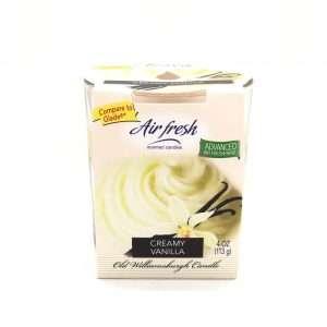 -OLD- 4oz Air Fresh Creamy Vanilla