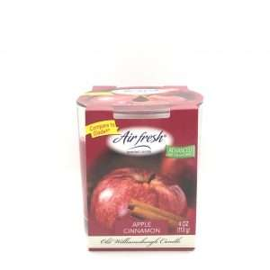 -OLD- 4oz Air Fresh Apple Cinnamon 1-Þráða