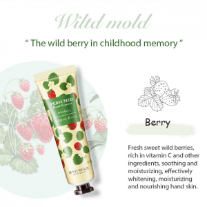 -Handáburður 30gr Wild Berry